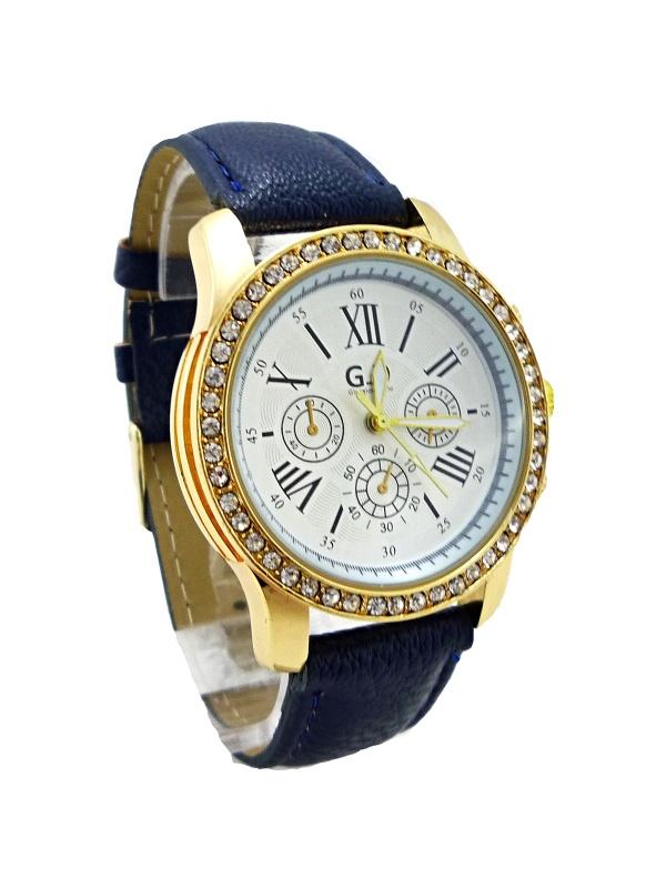 Dámské hodinky G.D Gold blue nice 244D