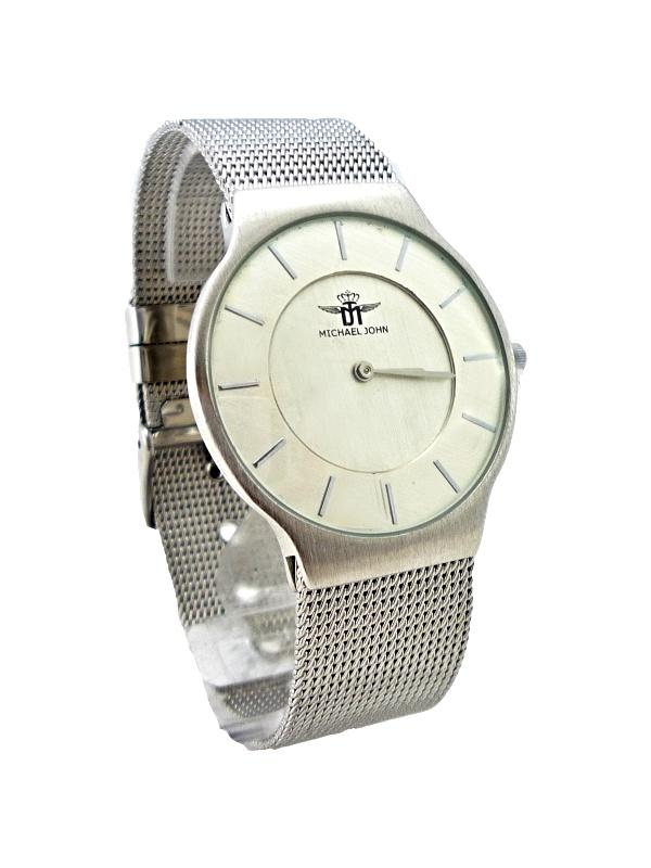 Dámské hodinky MICHAEL JOHN Silver 257D