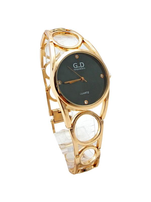 Dámské hodinky G.D Gold rose grey nice 322D