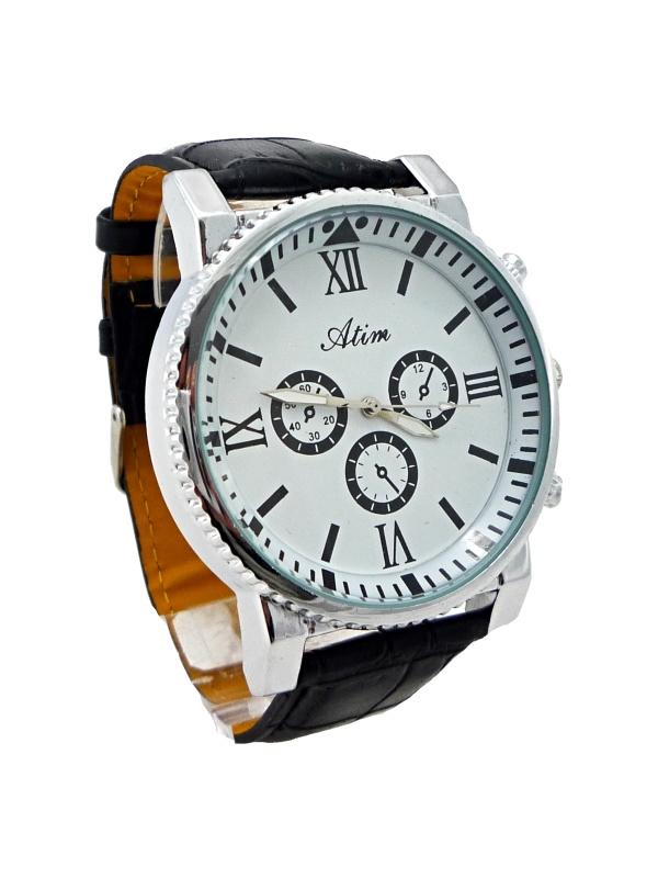 Pánské hodinky ATIM Black white nice 270P