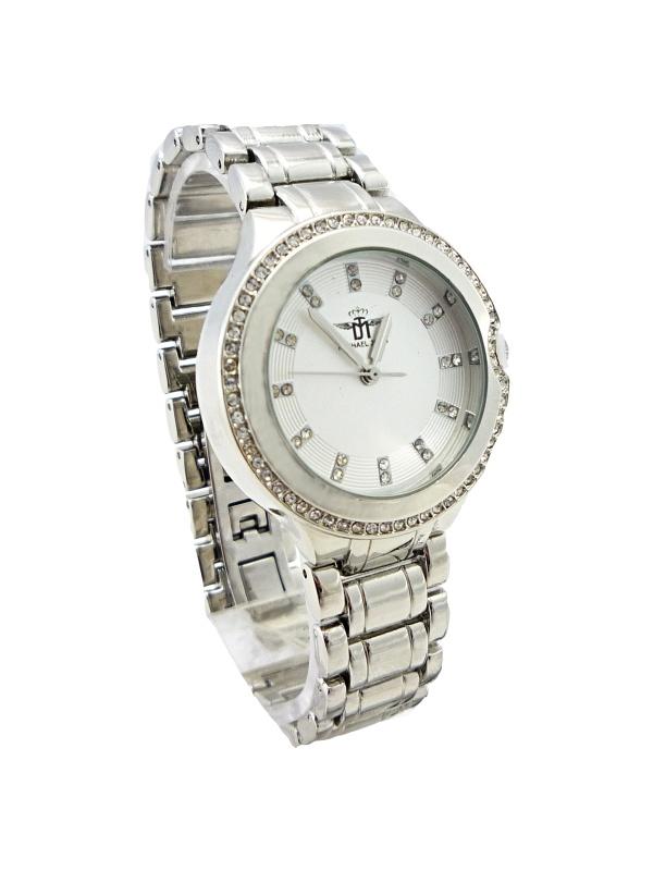 Dámské hodinky John Purply stříbrné 300D