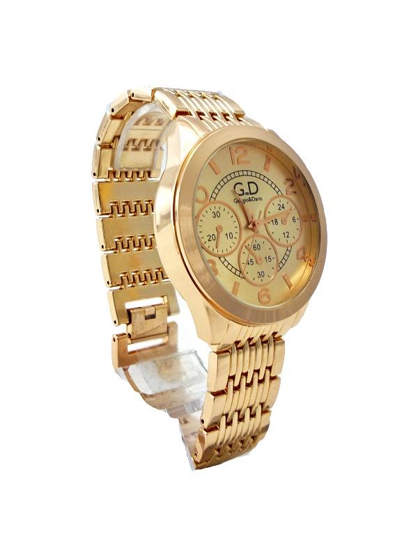 Dámské stříbrné hodinky CHTIME Silver Fine 318D