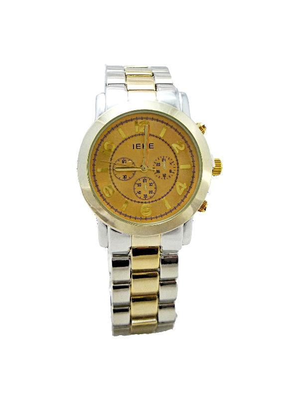 Dámské zlaté hodinky IEKE Nice Gold 309D