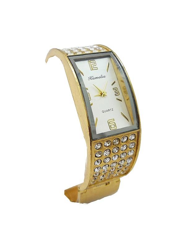 Dámské hodinky Kamelia Gold extra 347D