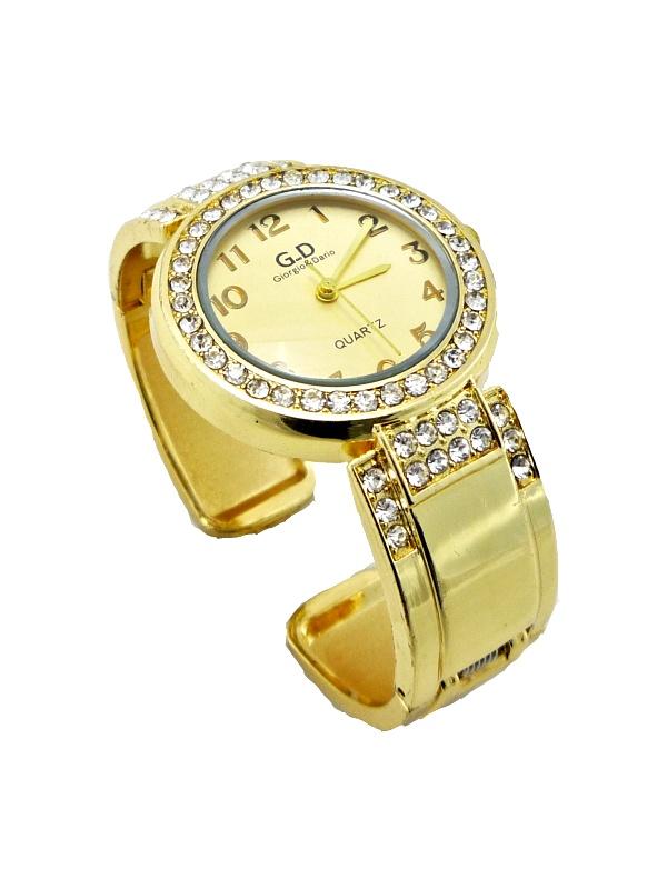Dámské hodinky G.D Gold flashy 356D