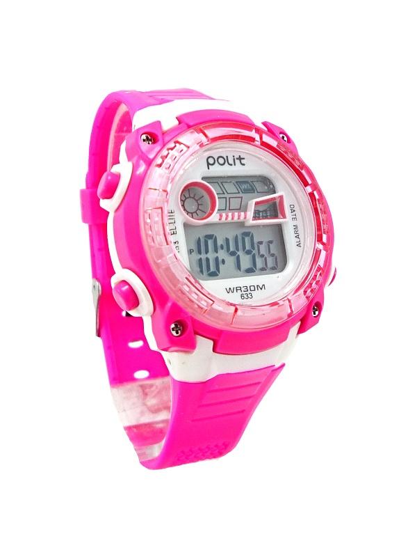 Dámské digitální hodinky Polit Rose 359D