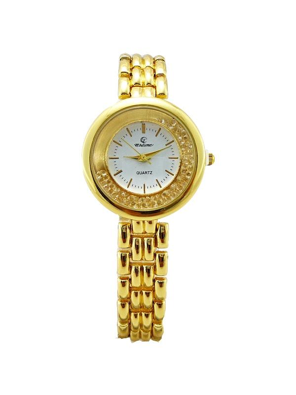 Dámské hodinky CHtime Bland zlaté 216D