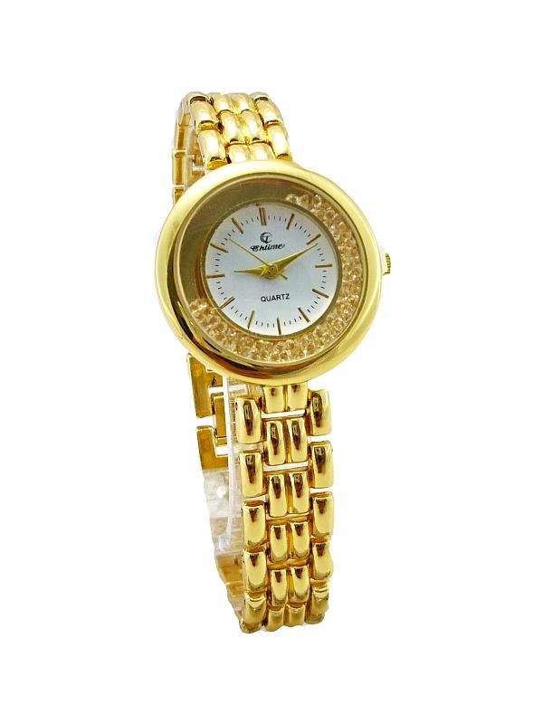 c12f02f06e7 Dámské hodinky CHtime Bland zlaté 216D