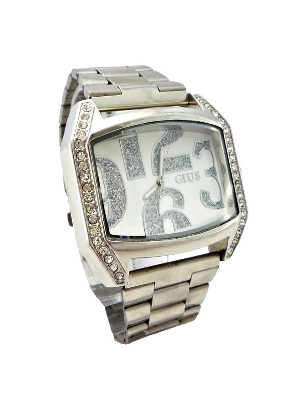 Dámské stříbrné hodinky FLR Happy 339D