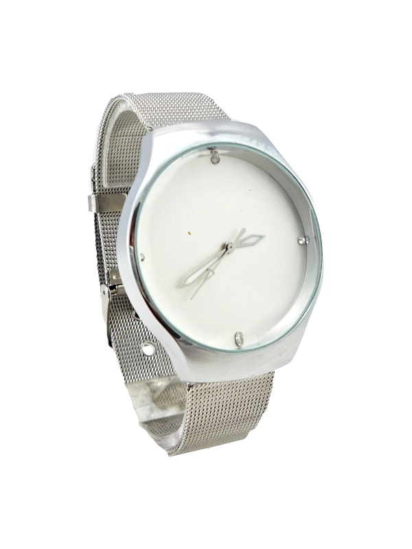 Dámské stříbrné hodinky Durand Simply 334D