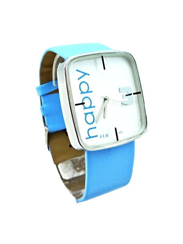 Dámské hodinky FLR Happy modré 316D