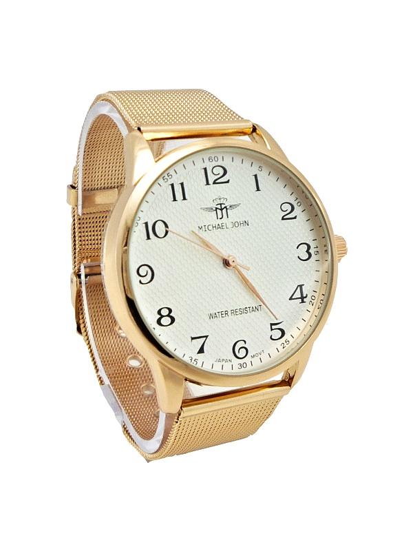 Dámské hodinky MICHAEL JOHN Simply Rose gold 431D