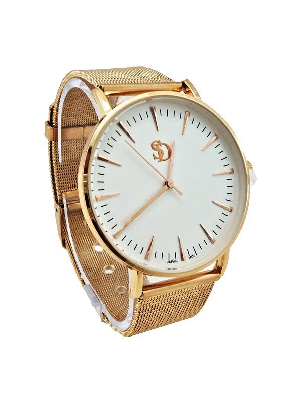 Dámské hodinky SD Still Rose gold 443D