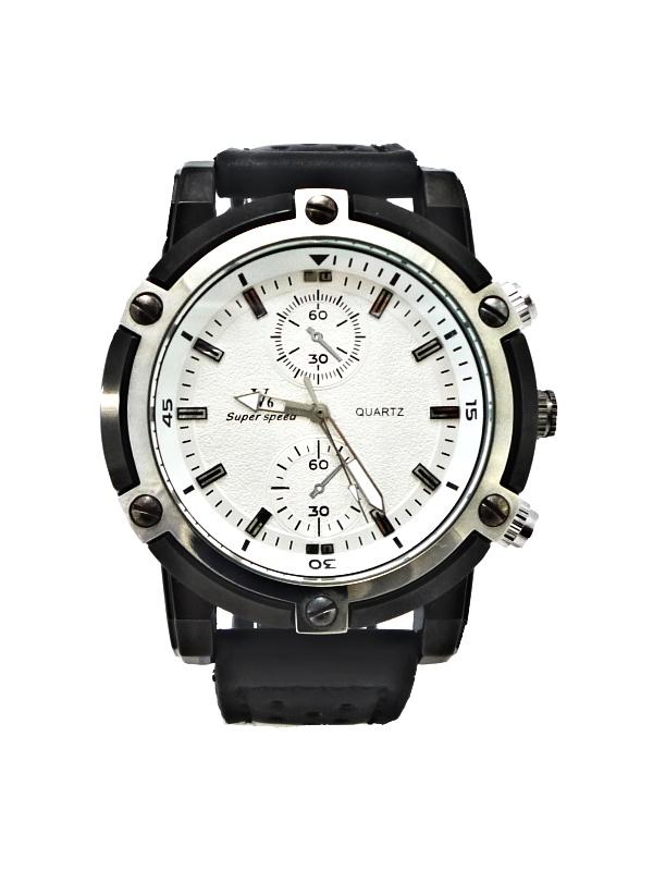 Pánské hodinky V6 Super Speed černé 289XP