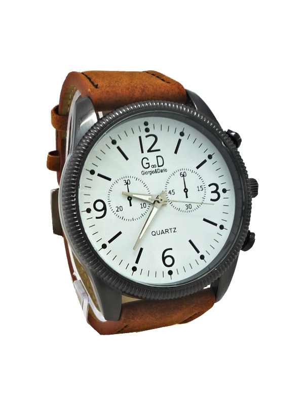 Pánské hodinky G.D Simply braun 151ZP