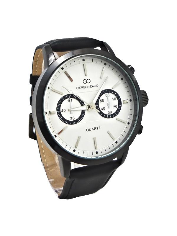Pánské hodinky GIORGIO DARIO Decent černé 128P df7db9651b