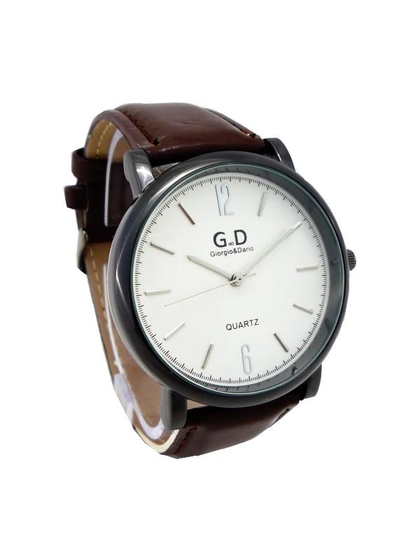 Pánské hodinky G.D Exactly hnědé 158ZP