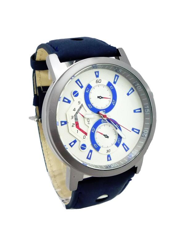 58f5b54ebdb AKCE  Doprava ZDARMA. Pánské hodinky G.D Simply modré 107P