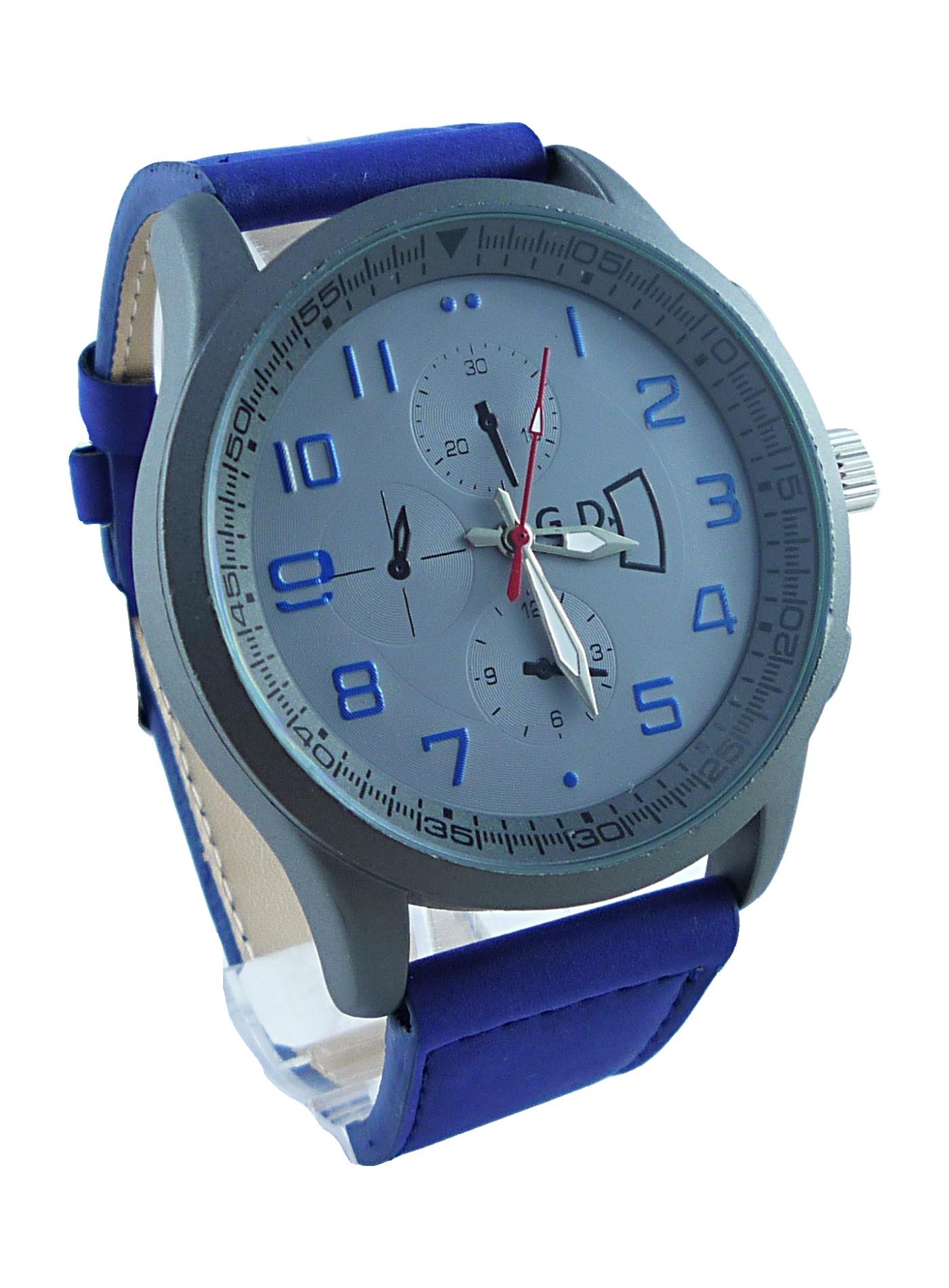 Pánské sportovní hodinky GD sport BLUE 020P