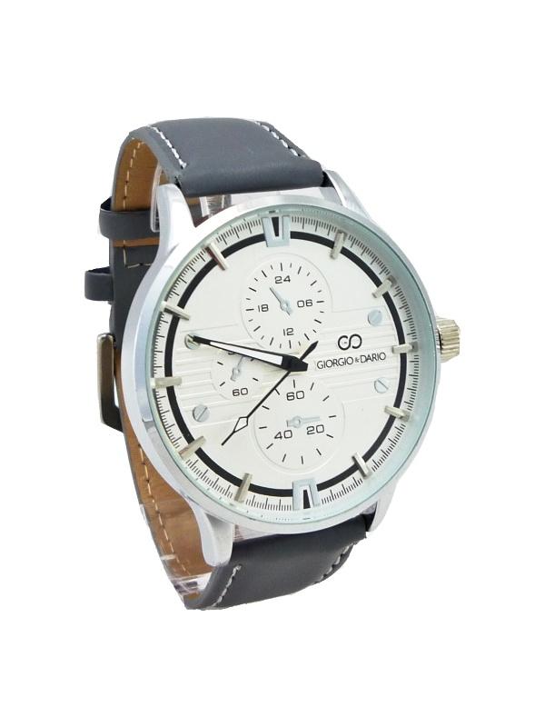Pánské hodinky GIORGIO DARIO Stylish šedé 125P