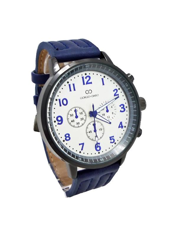 Pánské hodinky GIORGIO DARIO Blue fashionable 109P