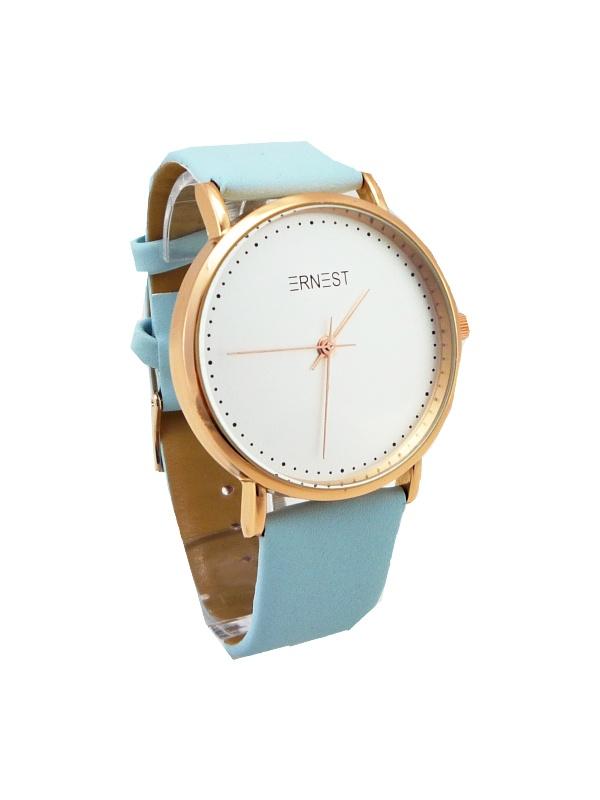 Dámské hodinky Ernest Jolly modré 418D