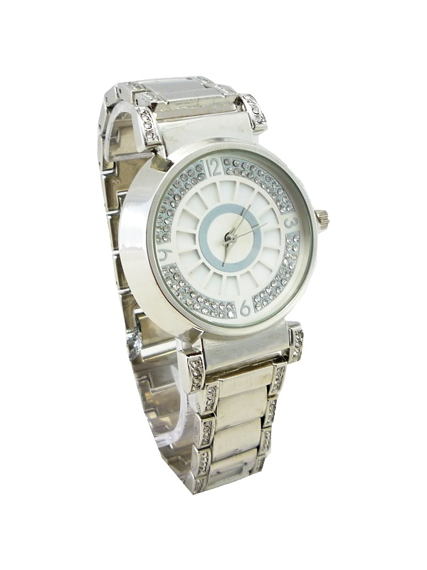Dámské hodinky Bellos Merely stříbrné 470ZD