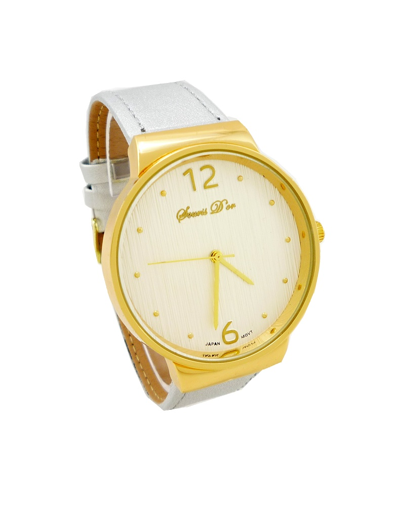 Dámské hodinky Douris Dour stříbrné 428D