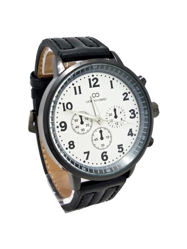Pánské hodinky GIORGIO DARIO Fashionable černé 108P 4f1c80f32d