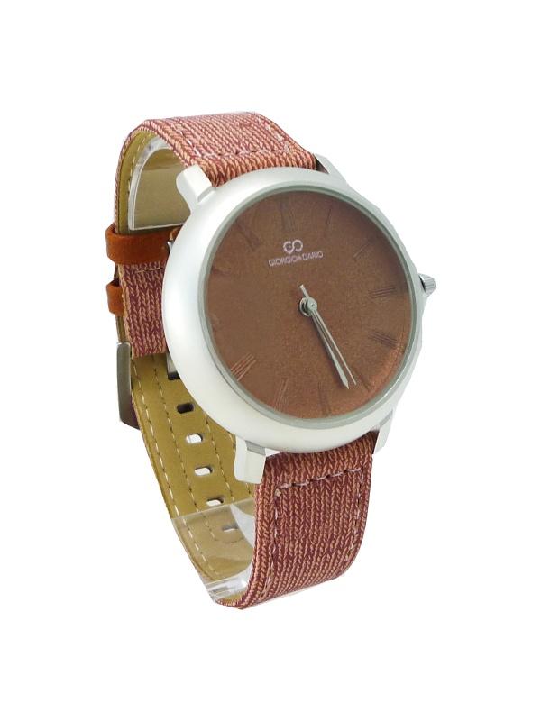f709c019f09 Dámské hodinky Giorgio Dario Fancy hnědé 481ZD