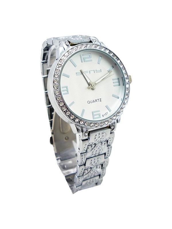 Dámské hodinky SFNY Imaginat stříbrné 494ZD