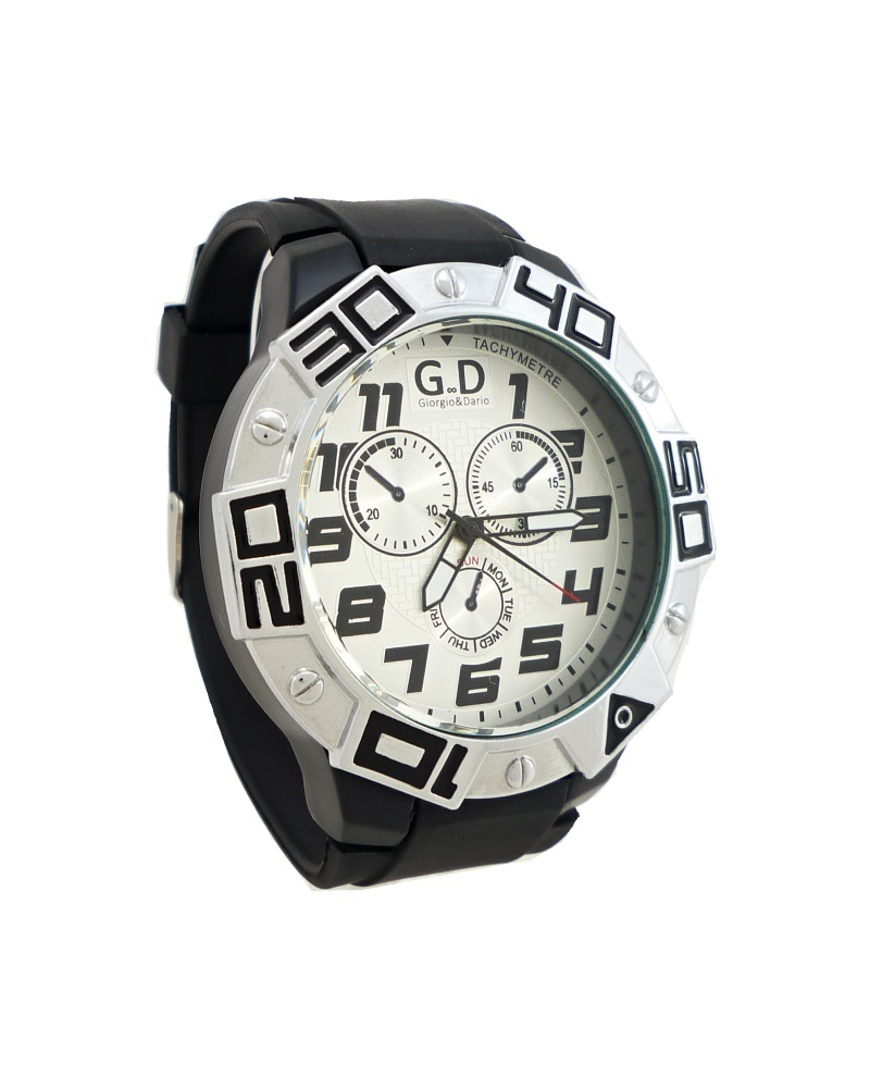 Pánské hodinky G.D Man černé 172ZP