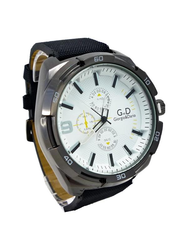 Pánské hodinky G.D Fascinating černé 182ZP