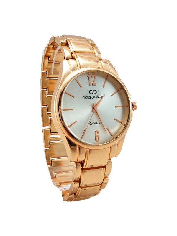 Dámské hodinky Giorgio Dario Silky bronzové 489ZD f309e5a502