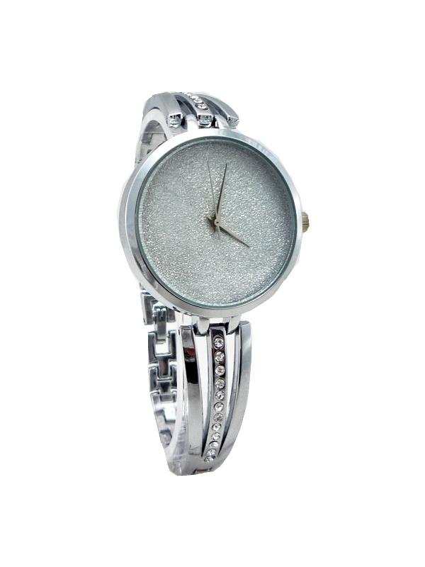 Dámské hodinky Ernest stříbrné 426D