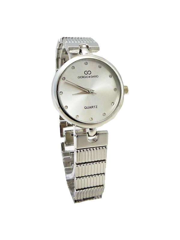 Dámské hodinky Giorgio Dario Delikte stříbrné 509ZD