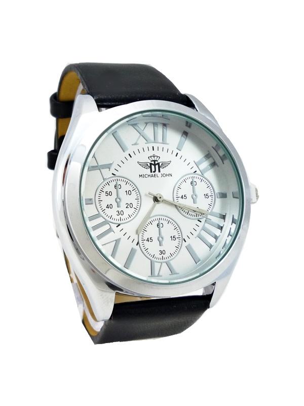 Pánské hodinky Michael John Directly černé 163ZP