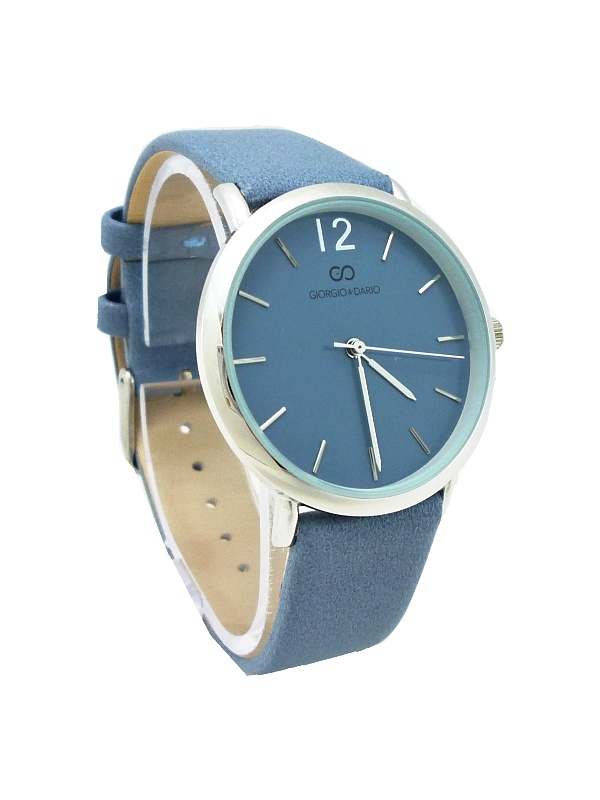 Dámské hodinky Giorgio Dario Very modré 379D
