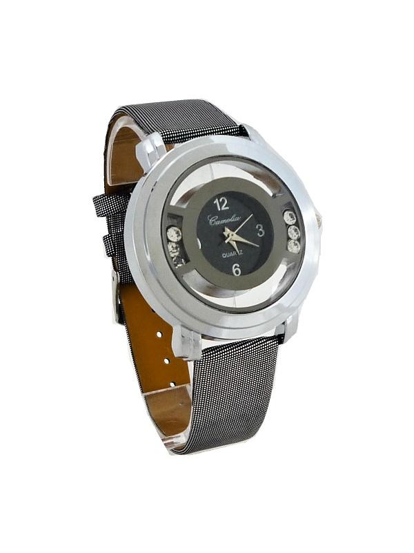 Dámské hodinky Camelia stříbrné 083D