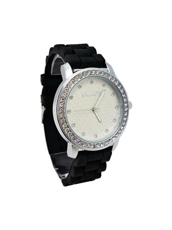 0c1a43c2597 Dámské hodinky Douris Dor černé 630D