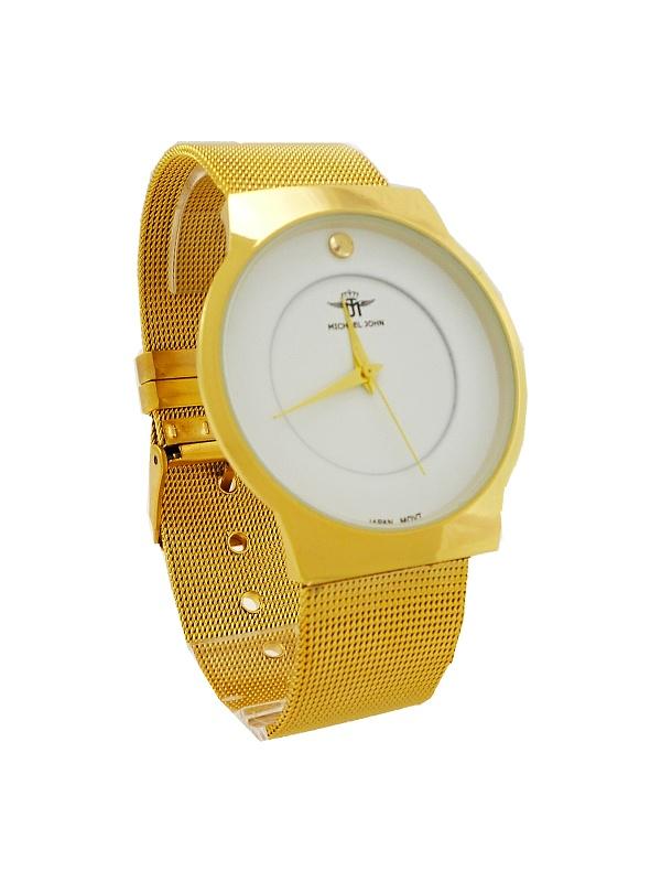f2b4f92e873 Dámské hodinky John Well zlaté 518ZD