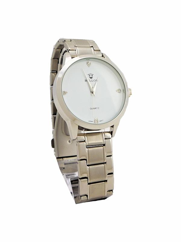 Dámské hodinky Bellos Elegants stříbrné 543ZD