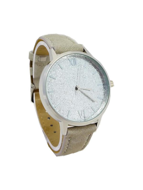 Dámské hodinky G.D Sheen stříbrno-šedé 412D dac4d7bebf