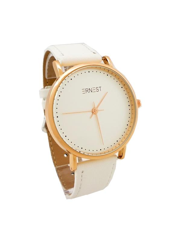 Dámské hodinky Ernest Jolly bílé 605D