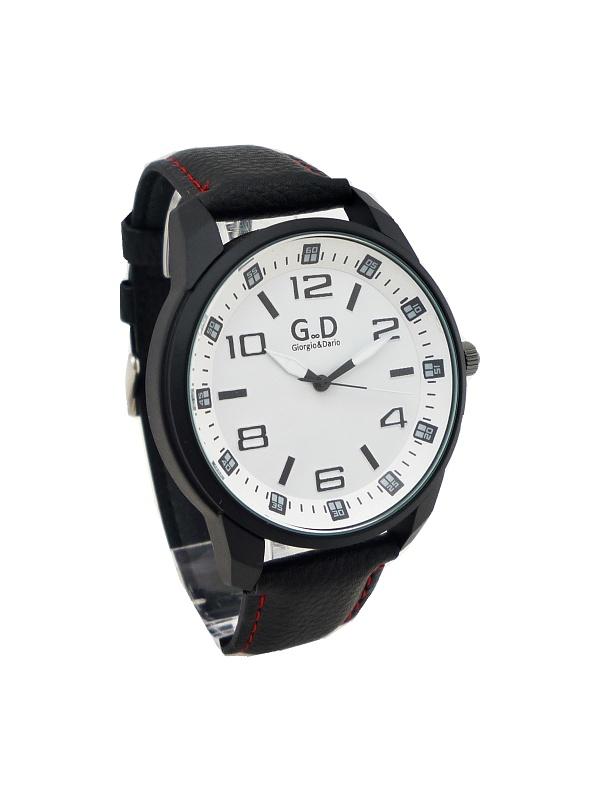 Pánské hodinky G.D Fascon černé 195ZP 2d420bc3df