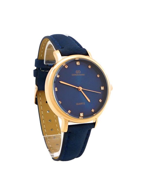 Dámské hodinky Giorgio Dario Meryly bronzovo-modré 662D