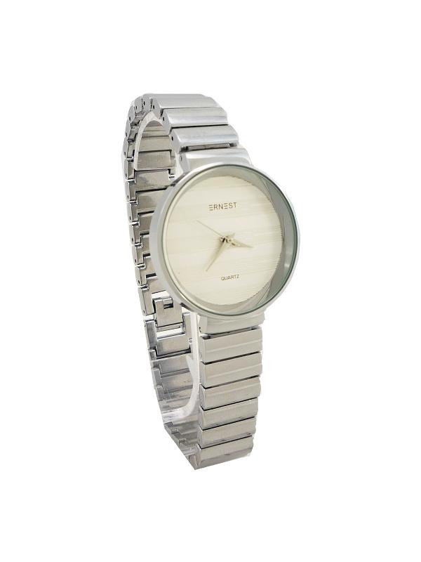 Dámské hodinky Ernest Fanny stříbrné 646D