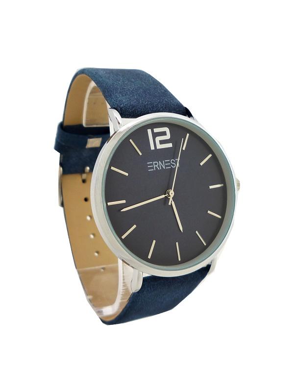 Dámské hodinky Ernest Soil tmavě modré 602D