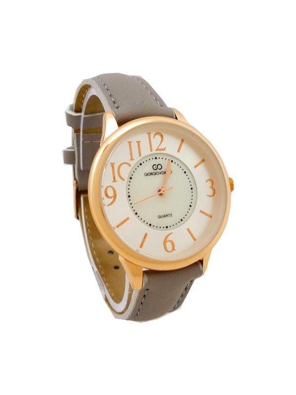 Dámské hodinky Giorgio Dario Nico bronzovo-šedé 527ZD