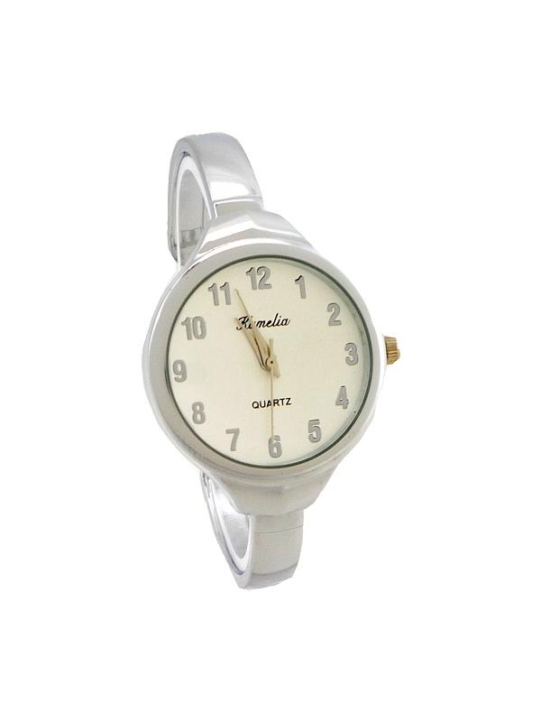 Dámské hodinky Kamelia Jolly stříbrné 584D